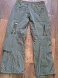G-star - фирменные легкие тренировочные штаны photo 7