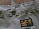 G-star - фирменные легкие тренировочные штаны photo 9