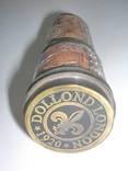 Подзорная труба Dollond London в кожаном футляре. Новая. Копия photo 8
