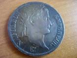 5 франков, 1812г. photo 2