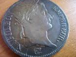 5 франков, 1812г. photo 4