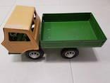 Железный большой автомобиль игрушка СССР, фото №4