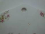 Доска для сыра фарфор клеймо, фото №4