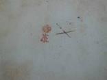 Доска для сыра фарфор клеймо, фото №7