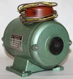 4.3.Электродвигатель VEB Hartha/ Kreis Dobeln.,220/380V.,63W.,1380 об.мин (короткий шкив).