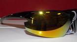 Солнцезащитные спортивные очки Хамелеон photo 5