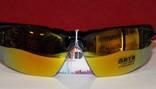 Солнцезащитные спортивные очки Хамелеон photo 7