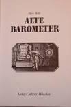 "Книга ""Старый барометр"" Bert Bolle, 1980, фото №3"