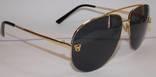 Солнцезащитные очки Versaci Aviator photo 2