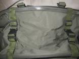Дорожная сумка-трансформер(3 яруса+рюкзак+ сумочка на пояс), из Германии photo 2