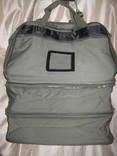 Дорожная сумка-трансформер(3 яруса+рюкзак+ сумочка на пояс), из Германии photo 4