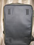 Дорожная сумка-трансформер(3 яруса+рюкзак+ сумочка на пояс), из Германии photo 7