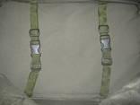 Дорожная сумка-трансформер(3 яруса+рюкзак+ сумочка на пояс), из Германии photo 12