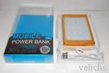 POWER BANK ELITE lux LED панель, фонарик ,солнечная батарея 30000 мАч( цвет чёрный) photo 4