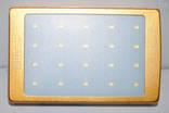 POWER BANK ELITE lux LED панель, фонарик ,солнечная батарея 30000 мАч( цвет чёрный) photo 7