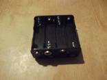 Холдер под 8 аккумуляторов АА