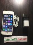 Iphone 5S Silwer 16 Gb. Model A1533 photo 1