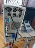 Компьютер AMD Athlon 1700+/1GB/80Gb/256Mb video/монитор/клав/мышь photo 4