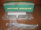 Дверной доводчик АО61 45-75 кг. KEDR