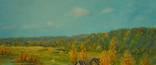 Холст,Масло. '' Осень. '' 30 * 40 см. photo 3