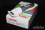 Машинка (беспроводная) для стрижки волос NOVA NHC-7882 photo 8