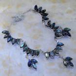 Ожерелье с лабрадоритами, фото №2