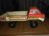 Железная машина, фото №2