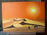 """Картина """"Яркая мечта"""", холст, масло, 50*70.Ручная работа. photo 1"""