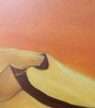 """Картина """"Яркая мечта"""", холст, масло, 50*70.Ручная работа. photo 3"""