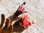 Брошь ''Винтажный цветок''., фото №2