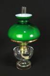 Коллекционная керосиновая лампа. Высота 400 мм. Европа. (00850)