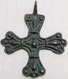 Крест скандинавского типа.