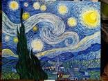 Звездная ночь Ван Гога (копия)