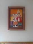 Копия картины  Виктории Процив Остап и Одарка 20*30 см холст масло +рама photo 6