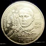 Україна.Володимир Сосюра.2 гривні 1998 рік