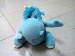 Мягкая игрушка Бегемот(Китай)19см.