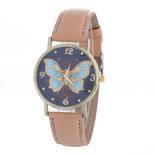 Годинник часы метелик
