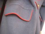 Шинель генерал СССР из 1970-х (отличное состояние), фото №12