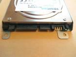 Два жорстких диска TOSHIBA MK1234GSX по - 120 Гб (два одним лотом) photo 4