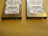 Два жорстких диска TOSHIBA MK1234GSX по - 120 Гб (два одним лотом) photo 6