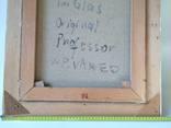"""Авторская Картина """" Розы в Вазе """". Холст, Масло в родной Раме., фото №11"""