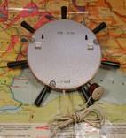 Щтурвал Светильник Ночник Маяк СССР 60-е Рабочий Odessa Ocean Line, фото №10