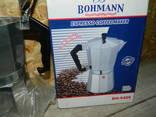 Гейзерная кофеварка Bohmann photo 1