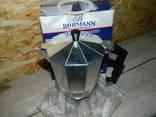 Гейзерная кофеварка Bohmann photo 3