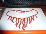 Коралловое ожерелье, фото №2