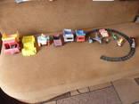 Игрушки , машинки одним лотом, фото №2