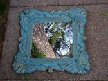 Будуарне дзеркало у провансальському стилі