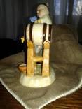 Brauer(Пивовар) 1 шт Германия,довоенная работа.,состояние-отличное,Высота 16.5 см., фото №8