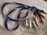 Набор кальянщика 2 трубки, уголь ( 4 пачки ), мундштук ( 42 штуки ) photo 8