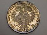 1 талер 1780-х Австро-Венгрия photo 1